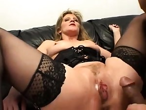 Smutty mature son enjoys hardcore sample penetration