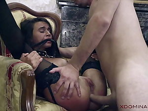 XDOMINANT 044 - LANA ROY ANAL CASTING WITH HUGE DICK